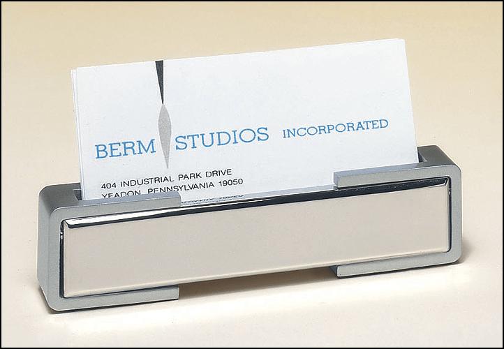 Silver business card holder supreme awards baraboo wisconsin colourmoves